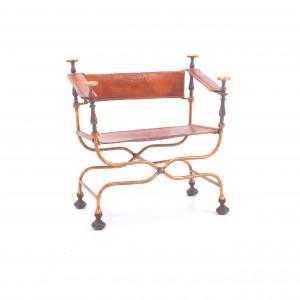 """""""Savonarola"""" stol"""